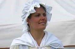 Ladies Period Mop Cap