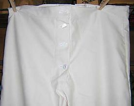 Men's French Fly Britches