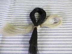 Horse Hair Ties