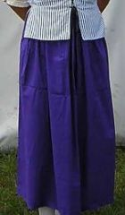Ladies Colonial Skirt