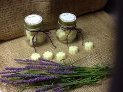 Lavender Vanilla Bath Melts