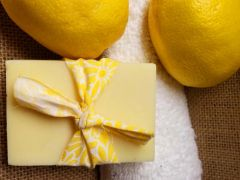 Creamy Lemon Soap