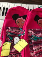 Pink Goodnight Princess Backpack
