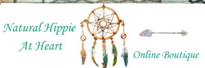 Natural Hippie At Heart Online Boutique