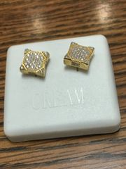 Sterling Silver Yellow Color, A00048-09TT