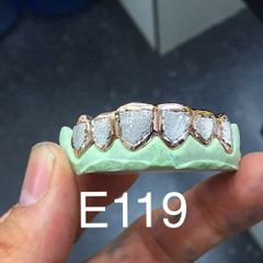 6 Teeth pin point diamond cuts E119