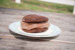 Frozen Soft Serve Cookie Samich 4