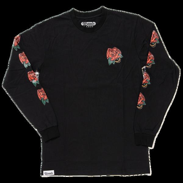 *NEW Thug Rose Long Sleeve T Shirt