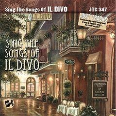 El Divo Sing The Songs of El Divo Jtg-347