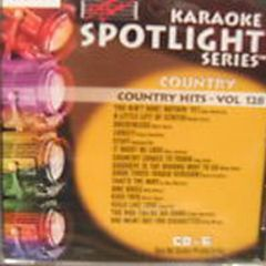 Spotlight Country Series Country Hits Vol 165 Sc8842