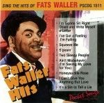 Fats Waller Sing the Hits Pscdg1511