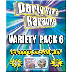 Party Tyme Variety Pack Syb-4466