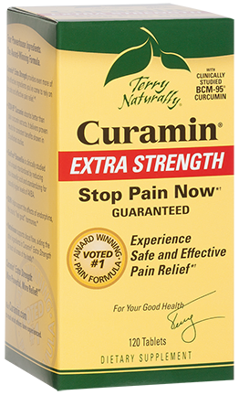 Curamin® Extra Strength, 120 Tablets