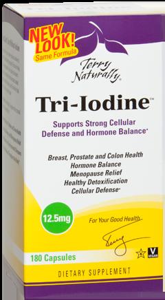 Tri-Iodine™ 12.5 mg 180 Capsules