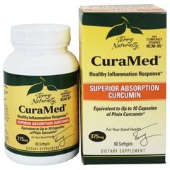 CuraMed 375mg 60 softgels