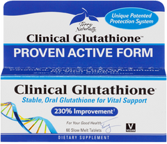 Clinical Glutathione™ 60 Slow Melt Tablets