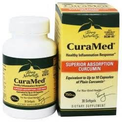 CuraMed 750mg 30 Tablets