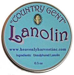 Lanolin, 0.5 oz