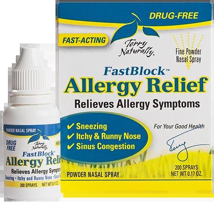 FastBlock Allergy Relief