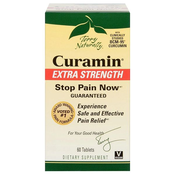 Curamin Extra Strength 60 Tablets