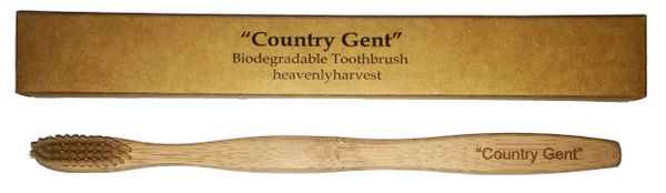 Tooth Brush, 100% Biodegradable