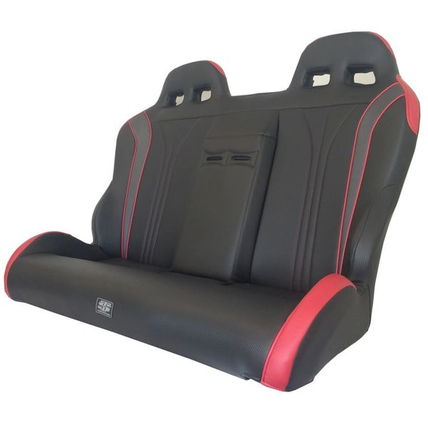 Twisted Stitch Seats Rzr Xp 4 1000 Vortex Rear Bench