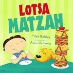 Lotsa Matzah (Board Book)