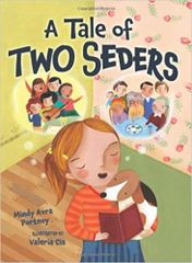 A Tale of Two Seders;PB by Mindy Avra Portnoy