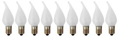 Replacement Bulbs Frost White Pack of 9