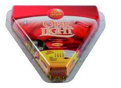 Ner Mitzvah Ohr Lights Candles Medium - Original OEM Quality with FREE Travel Kit