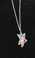 Necklace Star of David by Seeka Jewelry