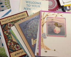 Greeting Cards Assorted Package of 12