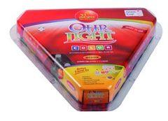 Ner Mitzvah Color Ohr Medium Candle Lights - Original OEM Quality with FREE Travel Kit