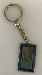 Key chain Mah Jongg Cloisone