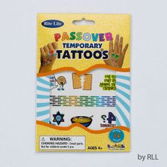 Passover Temporary Tattoos