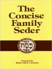 Concise Haggadah By Kolatch