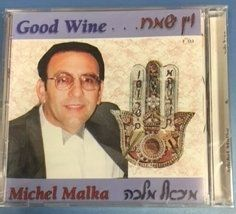 CD; Good Wine... Michel Malka