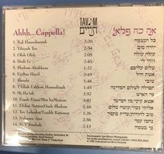 CD; Tavim AHHH... Capella