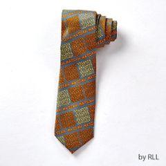 Faux Silk Matzah Tie