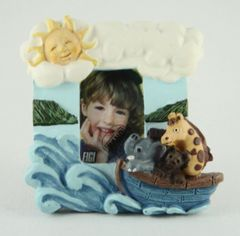 Picture Frame Noah's Ark Mini 1.5 Inches X 2 Inches