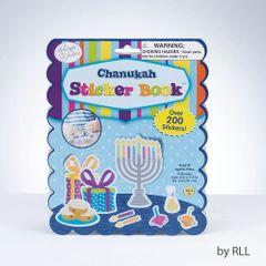 Chanukah Sticker Book