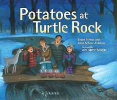 Potatoes at Turtle Rock; pb