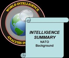 Intelligence Summary - NATO Background