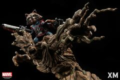 XM 1/4 Rocket and Groot (Pre Order) - Full Payment