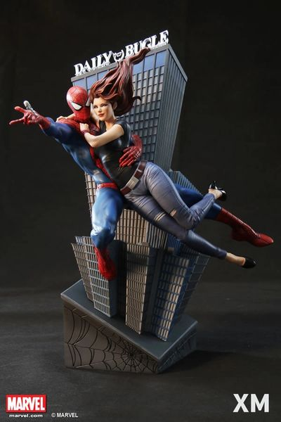 XM 1/4 Mary Jane & Spider-man <Price in HKD>
