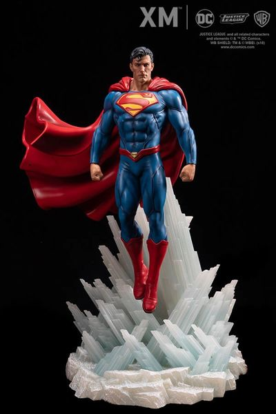 XM 1/6 Superman - Rebirth (Full pay)