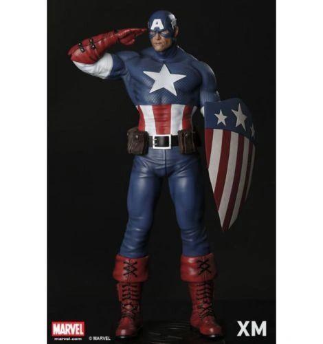 XM Limited 1/4 Captain America Sentinel Of Liberty (Back Order) <Price in HKD>
