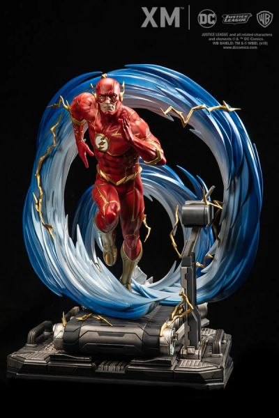 Xm 1/6 The Flash - Rebirth (Full pay)