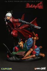 Gaming Legends : 1/4 Devil May Cry – Dante