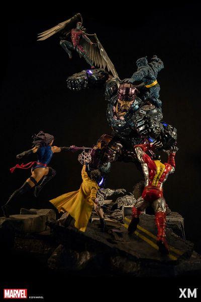 XM 1/6 X-Men VS Sentinel <Procurement Service>